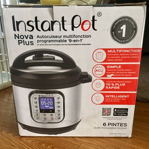 Instant Pot 9-in-1 for Sale in Los Angeles, CA