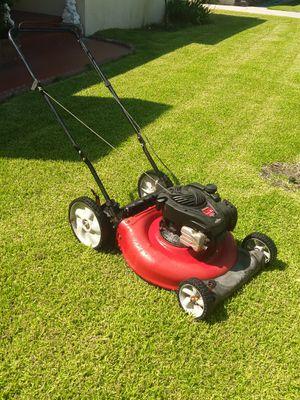 21 in yard machine 550ex push lawn mower $60 for Sale in West Covina, CA