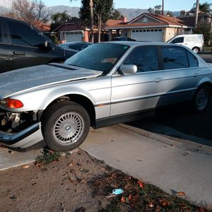 740il Parts And Part Out E38 for Sale in Fontana, CA