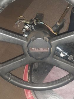 Chevy GMC Steering Wheel for Sale in Yelm,  WA