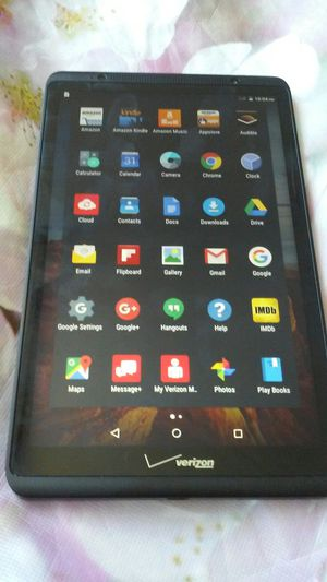 """UNLOCKED 4GLTE ELIPSIS 8"""" 16GB TABLET LIKE NEW 4G LTE. WIFI for Sale in South Gate, CA"""