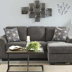 💵39 DOWN 💵 🌸Brise Slate Sofa Chaise🌸 for Sale in Fort Worth,  TX