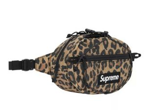 New Supreme Waist bag Leopard fw20 New for Sale in Las Vegas, NV