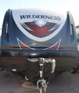 2019 Heartland Wilderness 23 Travel trailer with Bunks! for Sale in Mesa, AZ