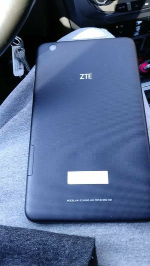 ZTE TABLET for Sale in Peoria, IL