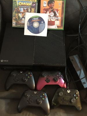 Xbox 1 system for Sale in Middletown, PA