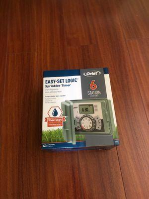 Easy-Set Logic Sprinkler Timer for Sale in Richmond, CA