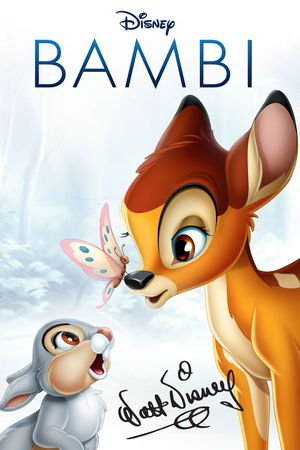 Bambi HD Digital Movie Code Copy Free Shipping for Sale in Fort Worth, TX