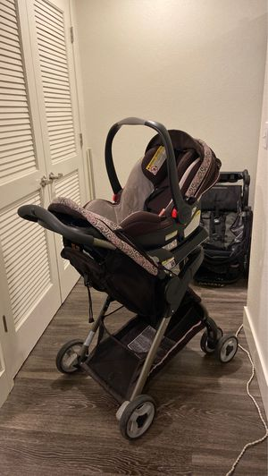 Baby Stroller And Car Seat GRACO for Sale in Gilroy, CA