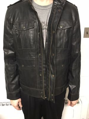 Levi's Faux Leather jacket for Sale in Frederick, MD