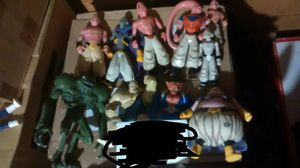 Various DBZ, Dragon Ball and DragonBall GT toys and figures from Irwin/Jakks for Sale in Mesa, AZ