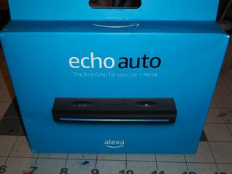 Echo Auto- Hands-free Alexa in your car with your phone for Sale in Lowell,  MA