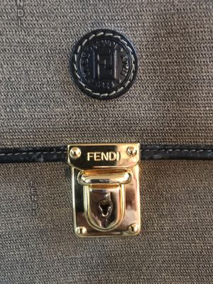 AUTHENTIC VINTAGE FENDI CLUTCH/WRISTLET! for Sale in Olmsted Falls, OH