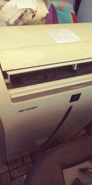 Sharp True HEPA Ionizer Air Purifier portable Air condtioner for Sale in Huntington Beach, CA