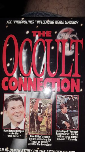 The Occoult connection vhs for Sale in Hudson, FL