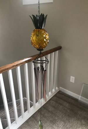 Pineapple wind chime for Sale in West Linn, OR