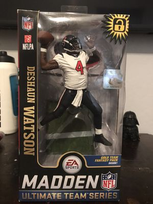 Deshawn Watson action figure for Sale in Phoenix, AZ