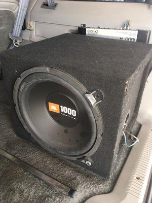 JBL sub for Sale in Glendale, CA
