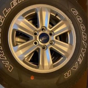 Ford F150 Wheels And Tires for Sale in Watertown, CT