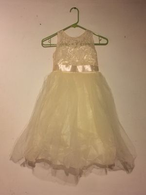 Girls flower girl/ party/ holiday dress for Sale in Whitehall, OH