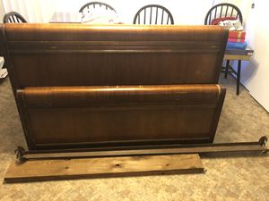 Waterfall Bed Frame for Sale in Caldwell, ID