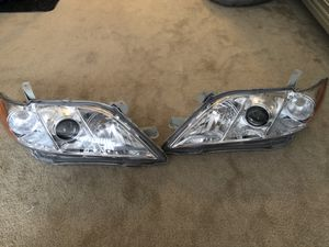 Headlights for Toyota Camry 2007-2011 for Sale in Lutz, FL