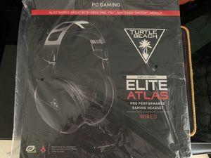 Turtle Beach Elite Atlas Pro Gaming Headset NEW for Sale in Hallandale Beach, FL