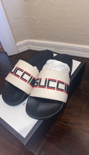 Gucci slides size 7 for Sale in Phoenix, AZ