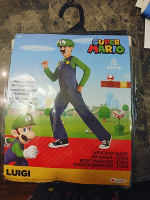 Luigi Boy's Costume for Sale in Jacksonville, FL