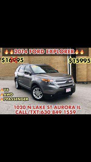 2014 Ford Explorer for Sale in Aurora, IL