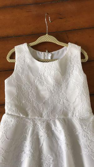 Flower girl dress - size 4 for Sale in Glenshaw, PA
