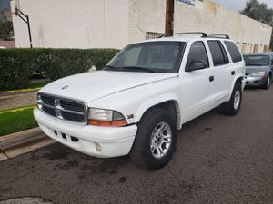 2002 Dodge Durango for Sale in Phoenix, AZ