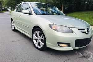 Only $3400 ! 2008 Mazda 3 Touring! light Green. Drives Great for Sale in Rockville, MD