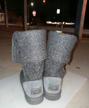 UGG Women's 10 Adirondack Grey Size10 NEW for Sale in Austin, TX