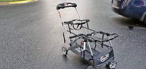 Snap-N-go double stroller for Sale in Fairfax, VA