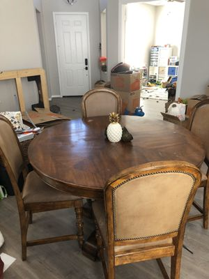 Beautiful dining and poker table for Sale in Yucaipa, CA