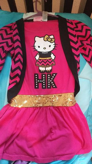 Pink hello kitty dress for Sale in Olympia, WA
