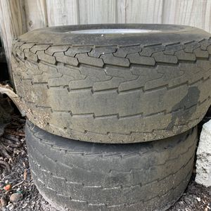 4 Rims With Tires 10 inch for Sale in Hialeah, FL