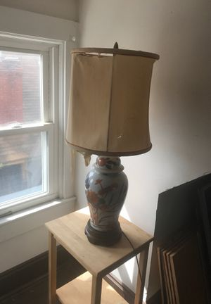 Antique Ceramic table lamp for Sale in Canonsburg, PA
