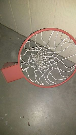 Official size wall mount basketball hoop - Dusty- but, never used for Sale in Mesa, AZ