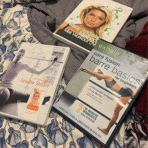 Barre Dvds for Sale in Watertown, MA