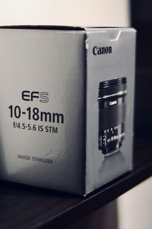 Canon 10-18mm EFS Lens for Sale in Jessup, MD