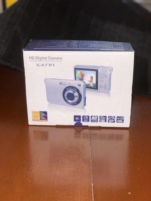 HD digital camera for Sale in Fairmont, WV