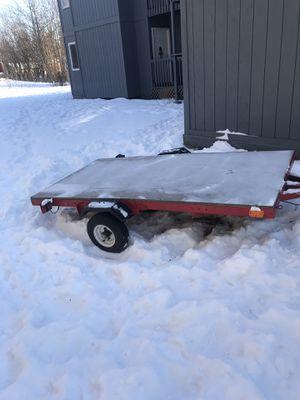 Custom mini tilt trailer. for Sale in Wasilla, AK