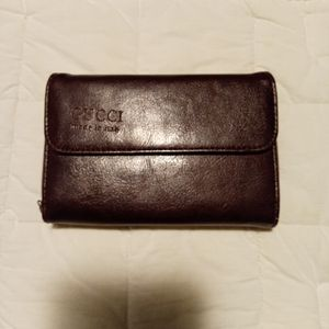 Gucci Leather Wallet for Sale in Chandler, AZ
