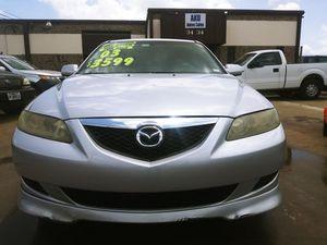 2003 Mazda Mazda6 for Sale in Dallas, TX