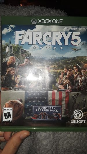 FarCry5 Xbox One game for Sale in Brainerd, MN