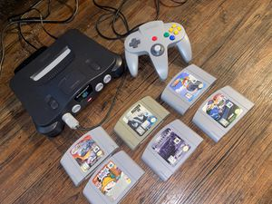 N64 for Sale in Rialto, CA
