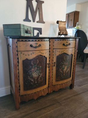 Marble Top Accent Table for Sale in Galt, CA