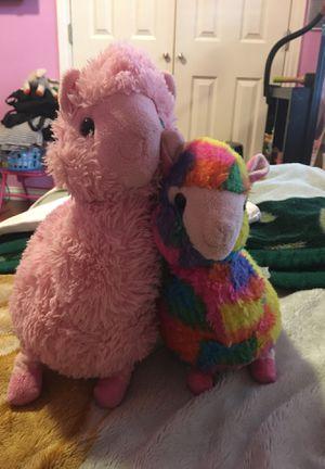 Llamas Stuffed Animals for Sale in Arlington, TX